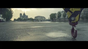 Rainy Days in Paris – RAW